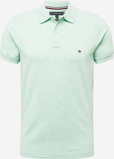 TOMMY HILFIGER Poloshirt in mint, Produktansicht