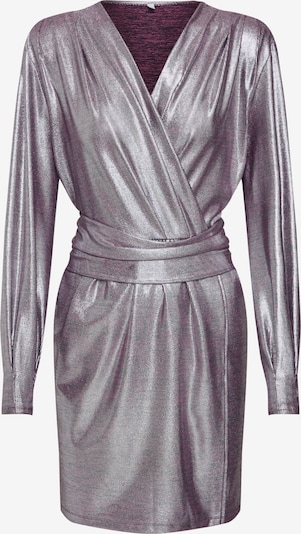 MICHALSKY FOR ABOUT YOU Kleid 'Cara' in silber, Produktansicht