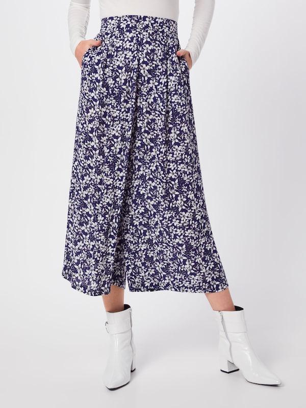'wild BleuBlanc Pantalon En Jasmine' Minkpink CxoWBedr