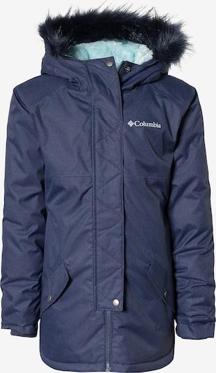 COLUMBIA Winterjacke 'Carson Pass' in dunkelblau: Frontalansicht