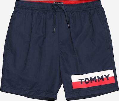 TOMMY HILFIGER Unterhose in blau / rot / weiß, Produktansicht