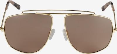 PUMA Sonnenbrille 'PU0188S-005 59' in hellbraun / gold, Produktansicht