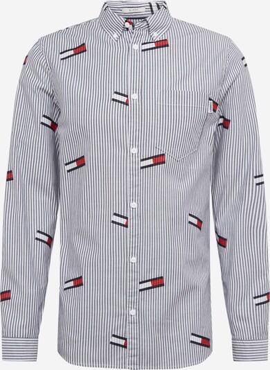 Tommy Jeans Hemd in grau, Produktansicht