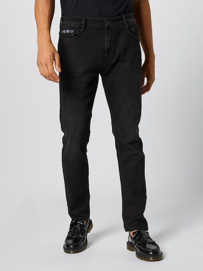 LTB Jeans 'JONAS X' in black denim, Modelansicht