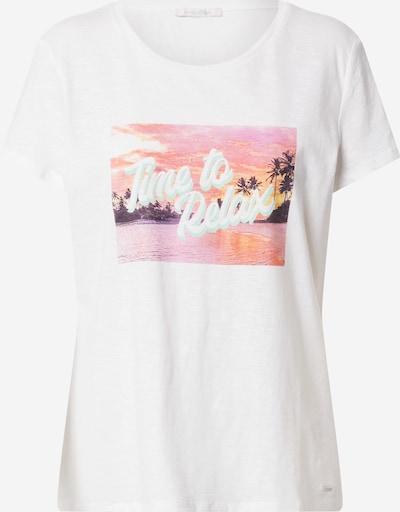 TOM TAILOR DENIM Koszulka w kolorze białym, Podgląd produktu