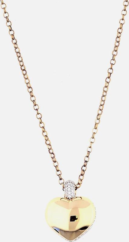 ESPRIT Halskette Euphoria Gala mit Herz-Anhänger ELNL92725B420