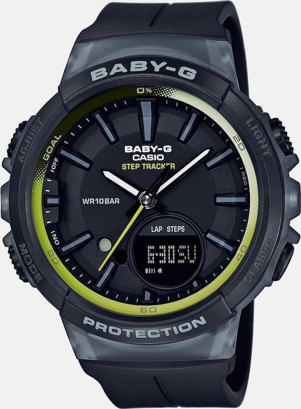 Casio Baby-g Chronograph Bgs-100-1aer