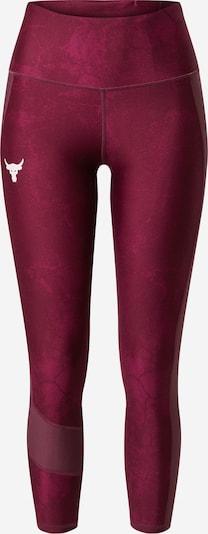 UNDER ARMOUR Pantalon de sport en violet, Vue avec produit