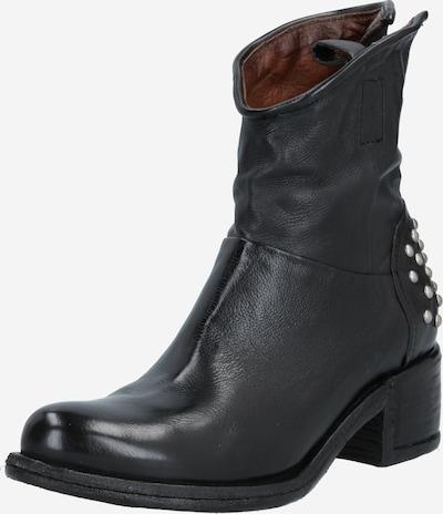 A.S.98 Stiefel 'OPEA' in schwarz / silber, Produktansicht