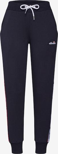 Pantaloni 'VALLETTA' ELLESSE pe negru, Vizualizare produs