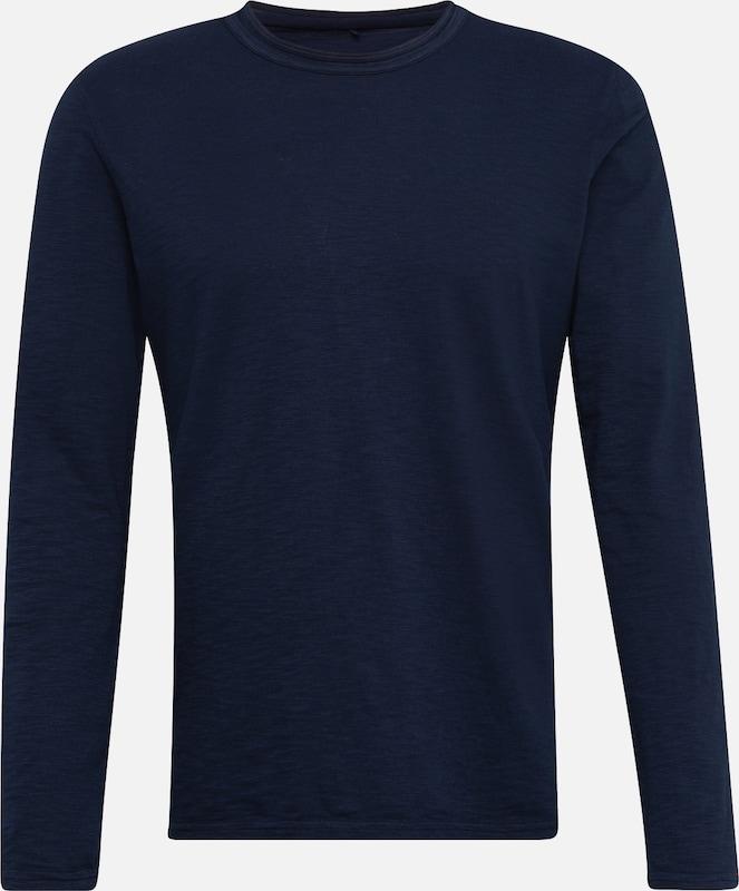 Cinque s' shirt 'cizimone Bleu Nuit T L En YgyIbf76v