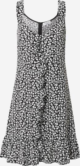 LeGer by Lena Gercke Kleid 'Eleni' in schwarz / weiß: Frontalansicht