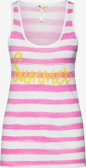 Key Largo Top 'SUMMER' - pink, Produkt