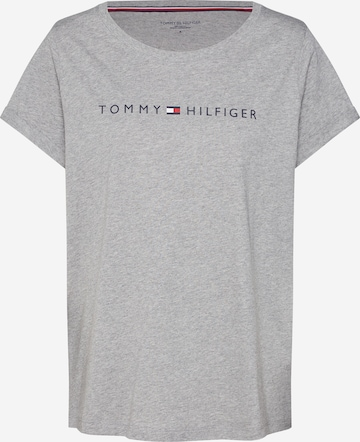 TOMMY HILFIGER Pajama Shirt in Grey