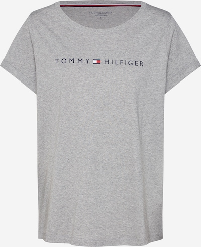 TOMMY HILFIGER Pajama shirt in Grey, Item view