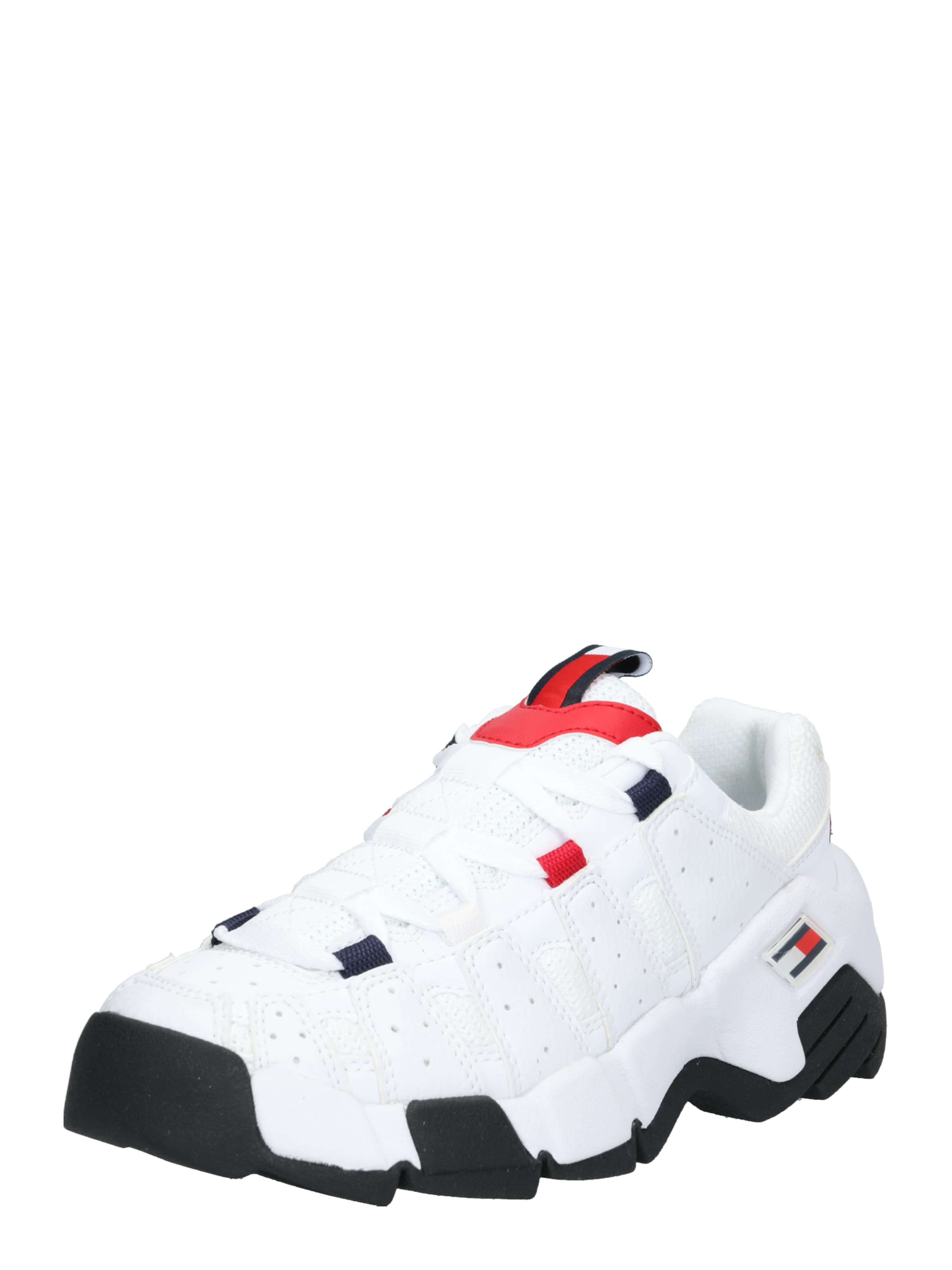 In 'heritage Jeans Sneaker Weiß Tommy Chunky' I2H9ED