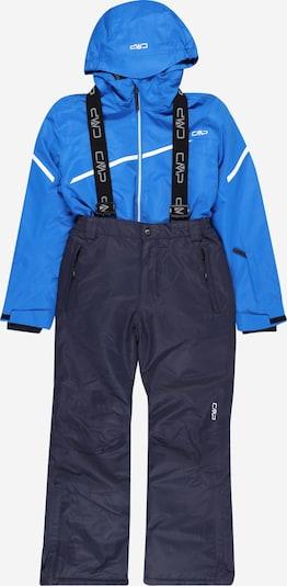 CMP Set in nachtblau / royalblau / weiß, Produktansicht