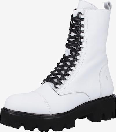 ILC Stiefelette in schwarz / weiß, Produktansicht
