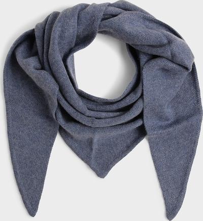 apriori Schal in violettblau, Produktansicht