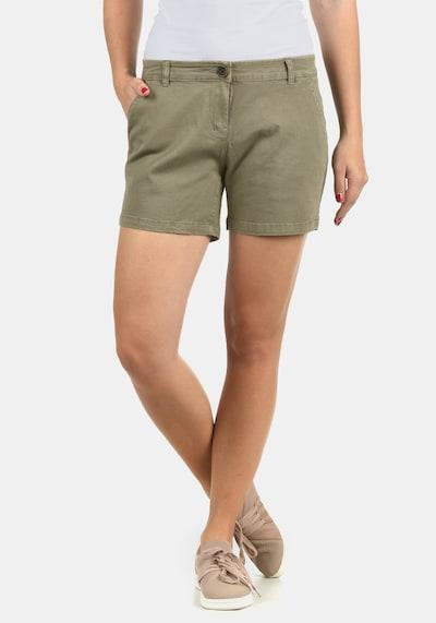 Desires Shorts 'Kathy' in oliv, Modelansicht