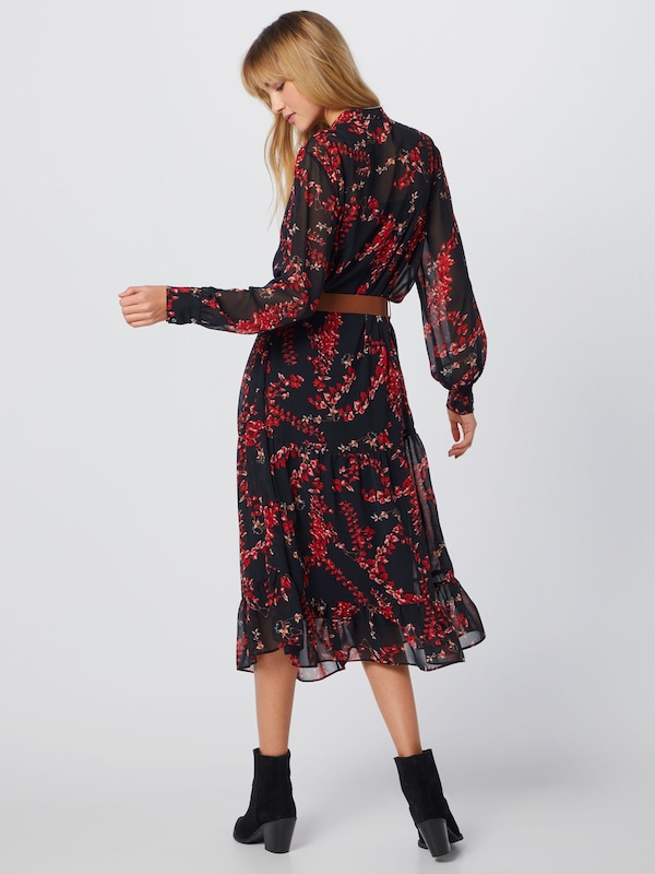 Robe En Divine RougeNoir 'love259' Loveamp; SMGjqULzVp