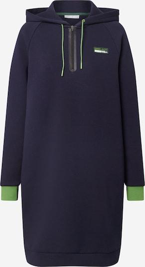 Lacoste Sport Sportkleid in dunkelblau / kiwi, Produktansicht