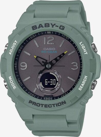 CASIO CASIO BABY-G Chronograph »BGA-260-3AER« in grün, Produktansicht
