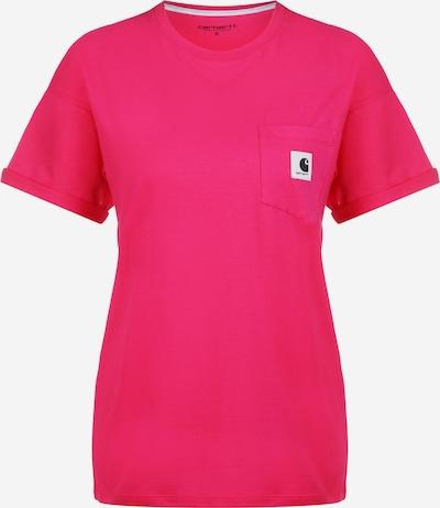 Carhartt WIP T-Shirt in neonpink, Produktansicht
