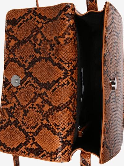 PIECES Schoudertas 'PCJULIE' in de kleur Cognac: Bovenaanzicht
