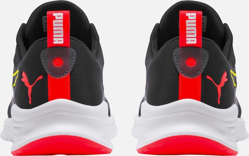 PUMA Herren Sport Schuhe 'Laufschuh Hybrid Fuego' in rot