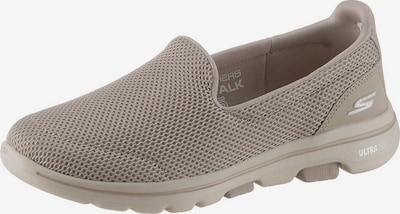 SKECHERS Slip-on 'Go Walk 5' in de kleur Taupe, Productweergave