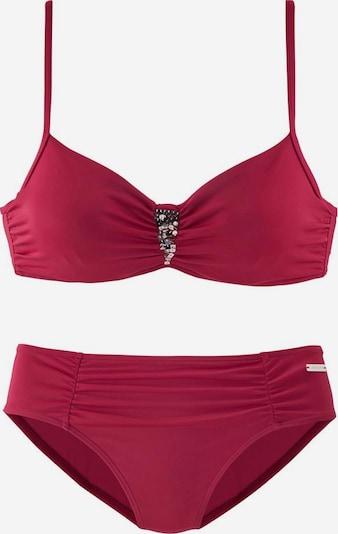 LASCANA Bügel-Bikini in himbeer, Produktansicht