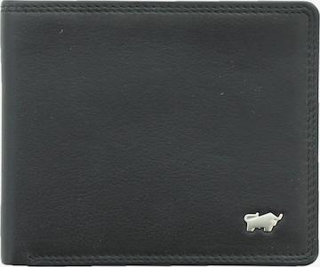 Braun Büffel Etui 'GOLF 2.0' in Schwarz