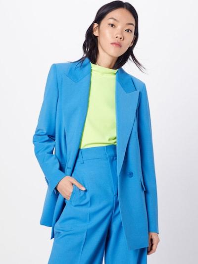 DRYKORN Blazer 'MASHER' in blau, Modelansicht