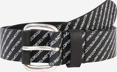 DIESEL Pas 'B-COPIRY' | črna barva, Prikaz izdelka