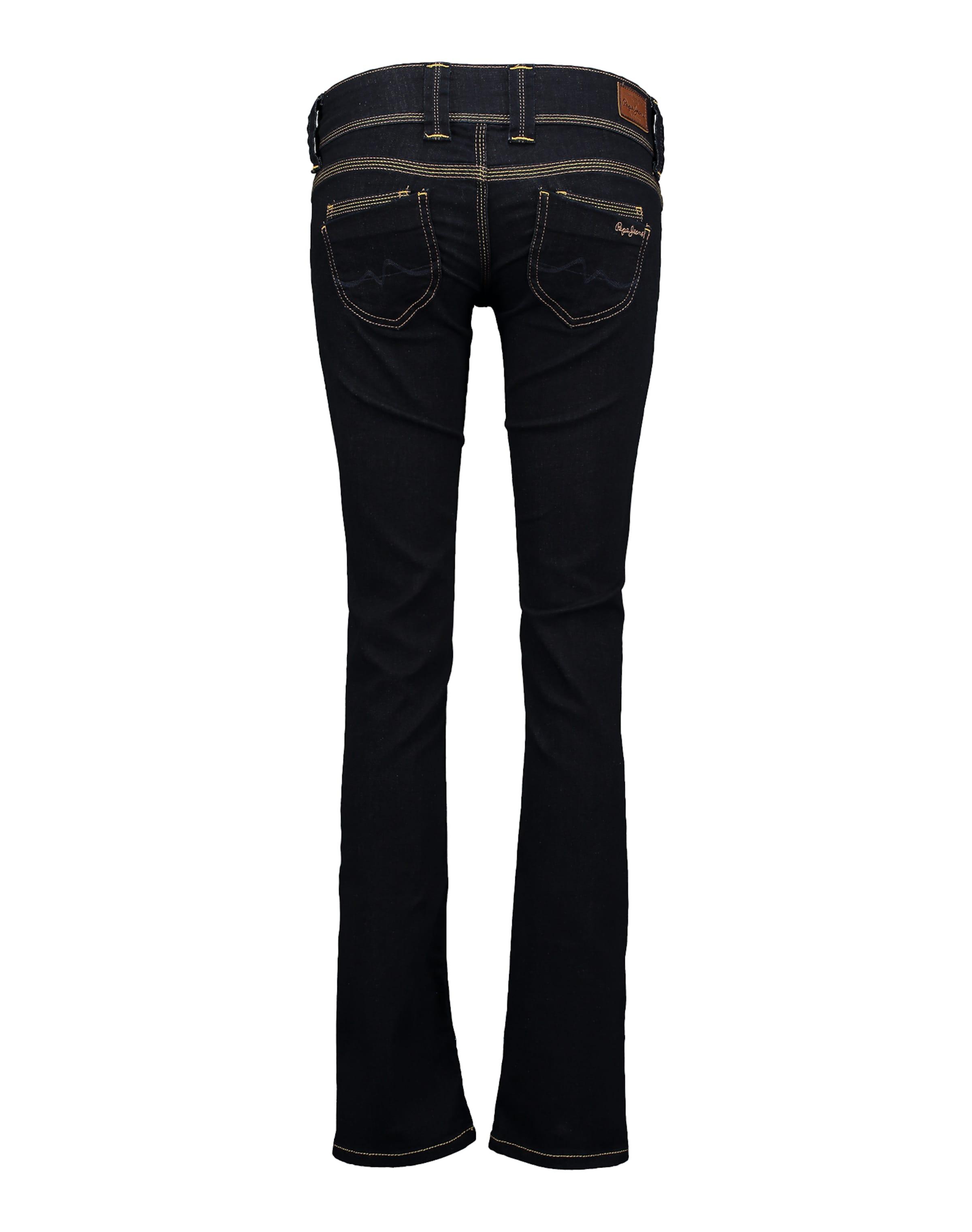 Bleu 'venus' Jean Pepe Jeans En 8PwkXn0O