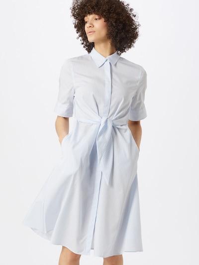 Lauren Ralph Lauren Košulja haljina 'WAKANA' u svijetloplava / bijela, Prikaz modela