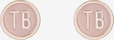 Ted Baker Earrings 'Dolly Mix Round Stud' in gold / rose, Item view