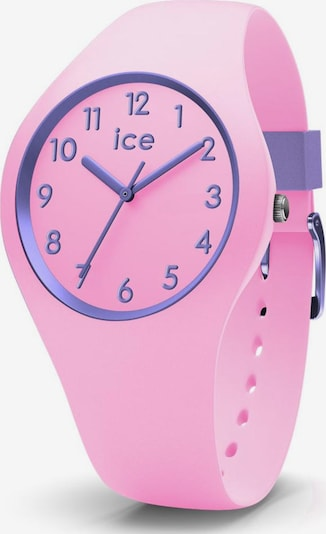 ICE WATCH Uhr in lila / rosa, Produktansicht