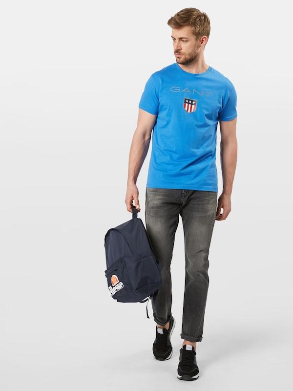 T En Bleu Gant CielFoncé shirt QxEBWrdCoe