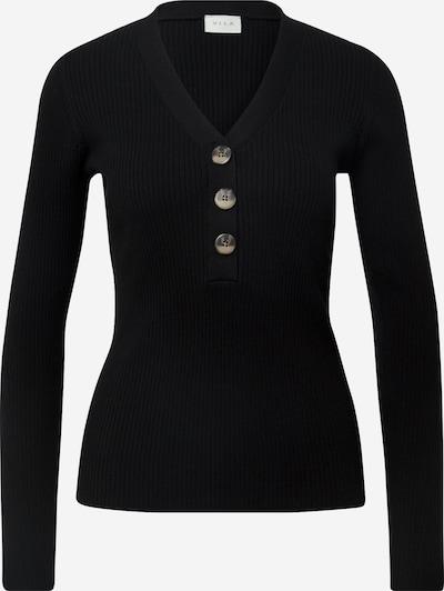 VILA Shirt in schwarz, Produktansicht