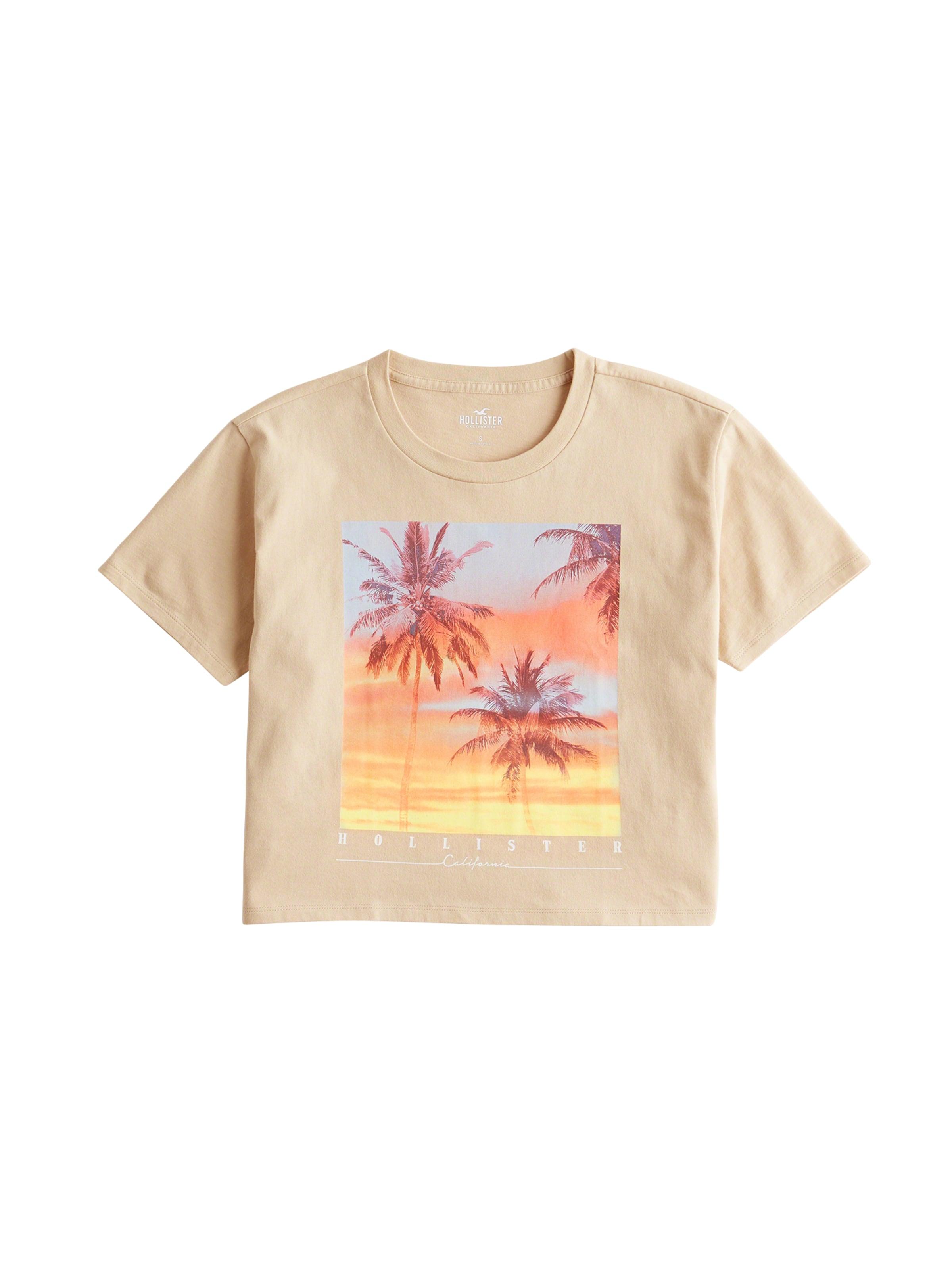 Shirt In Beige Beige Hollister In Shirt Hollister Hollister Beige In Shirt Hollister Shirt In zMUVpqS