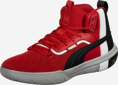 PUMA Schuhe 'Legacy MM/Toreador' in rot / schwarz / weiß, Produktansicht