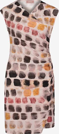 Cartoon Kleid in beige / mischfarben / schwarz, Produktansicht