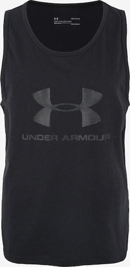 UNDER ARMOUR Funkčné tričko - čierna, Produkt