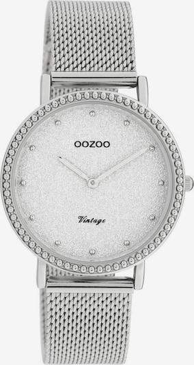 OOZOO Uhr 'C20051' in silber, Produktansicht