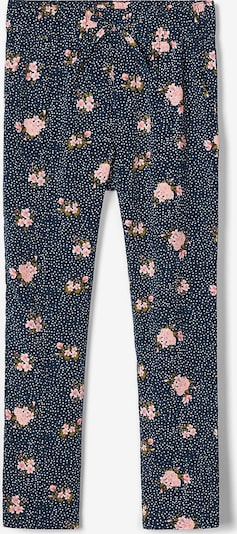 NAME IT Hose in blau / rosa: Frontalansicht