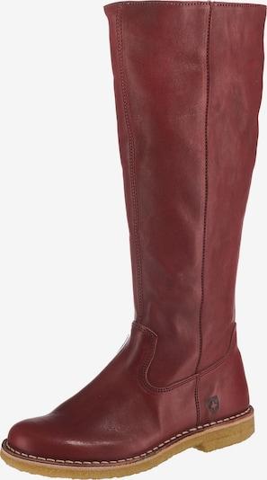 Grünbein Stiefel 'Josephine' in rot, Produktansicht
