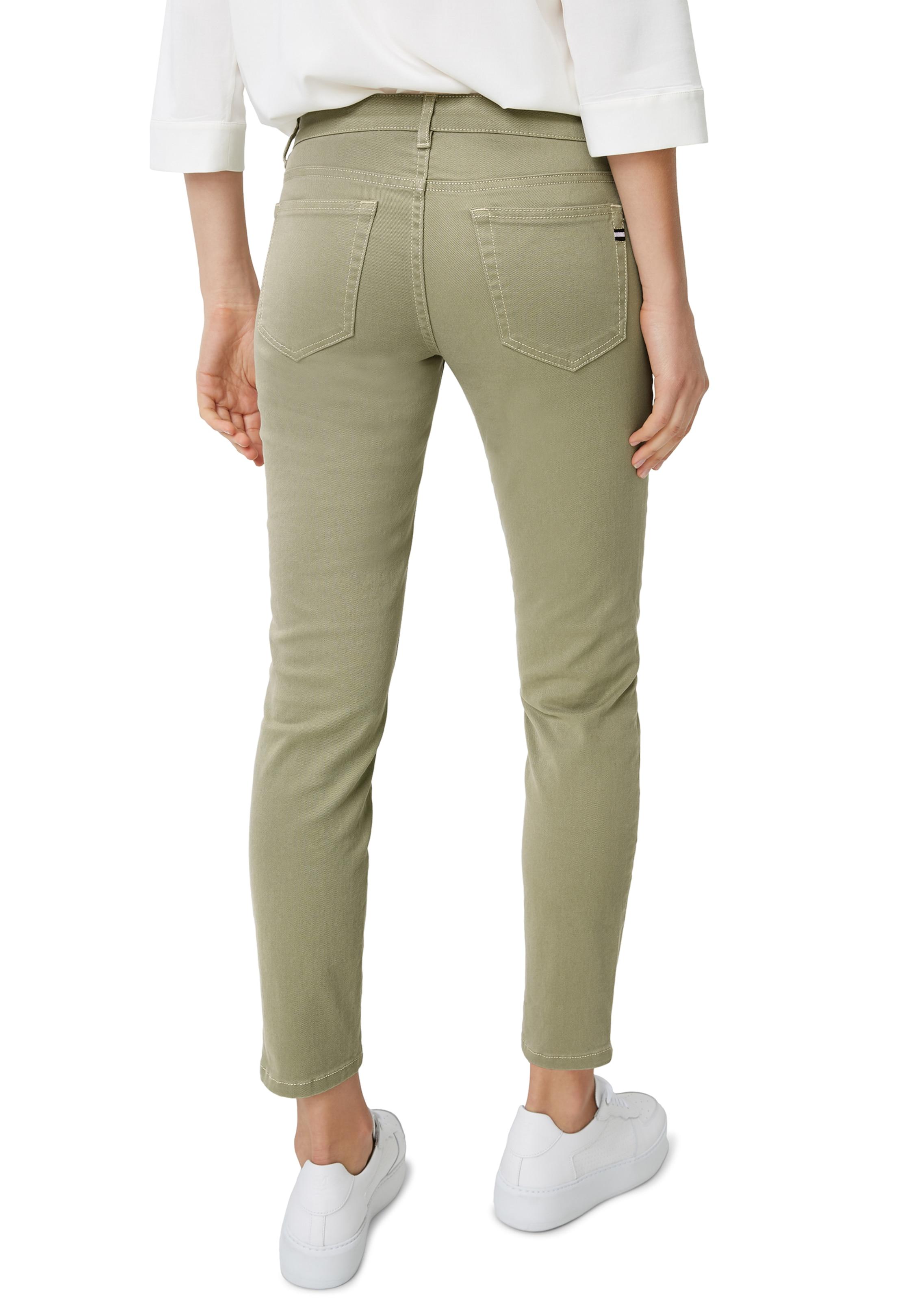 Khaki Marc O'polo 'lulea' Jeans In 8nvmw0ON