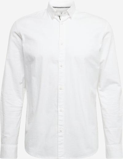 !Solid Košulja 'Juan Oxford' u bijela, Pregled proizvoda